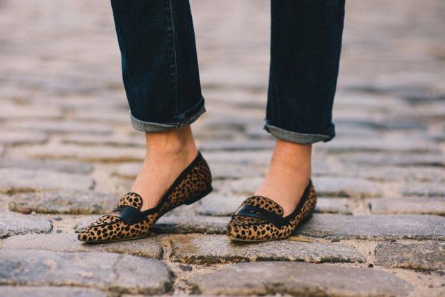 The Village Vogue - Club Monaco Loafers