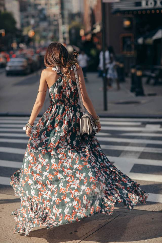 Now Let Me Tell You About One Of My Favorite Dresses That I Have Ever Worn | elizahiggins.com