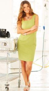 Adini dress from ladieswear range