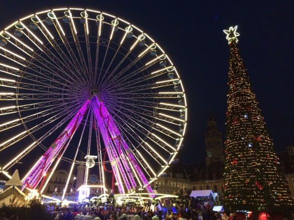 Lille Kerstmarkt