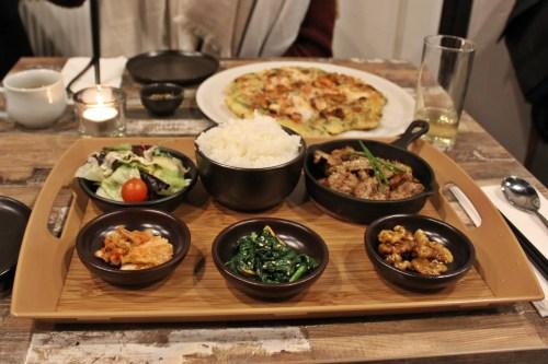 Bij Bapboss eet je de authentieke Koreaanse keuken en moderne koreaanse gerechten zoals korean fried chicken