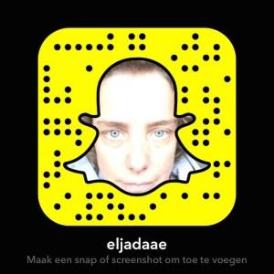 snapchat elja daae
