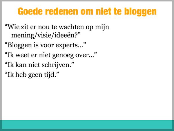 goede-redenen-om-niet-te-bloggen
