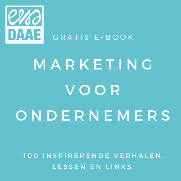 e-book marketing voor ondernemers
