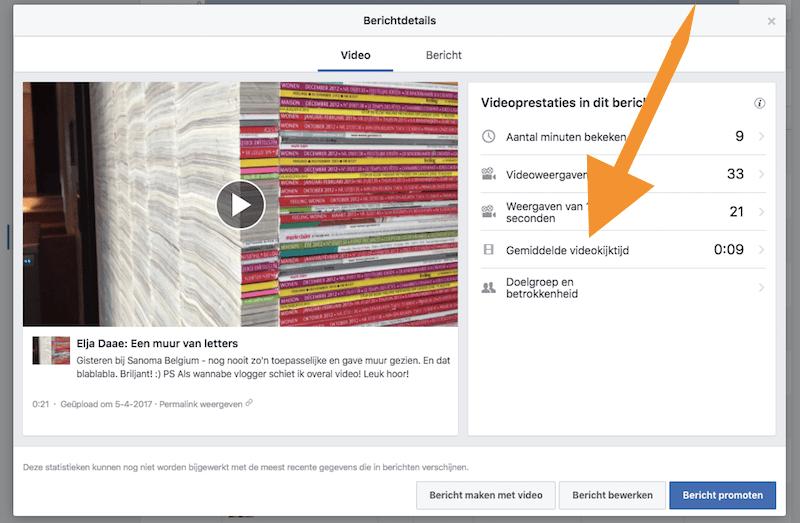facebook video verbeteren