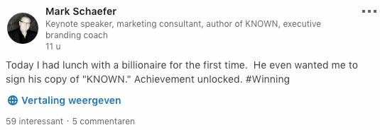 achievement unlocked linkedin
