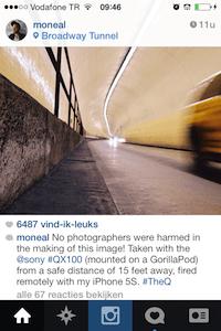 instagram sponsoring