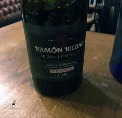 Ramón Bilbao Edicion Limitada