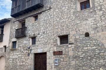 Mirambel convento