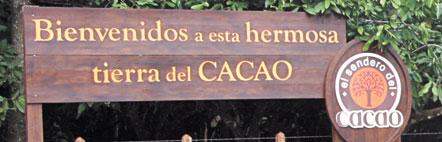 El Sendero del Cacao, Hacienda la Esmeralda, Rizek,
