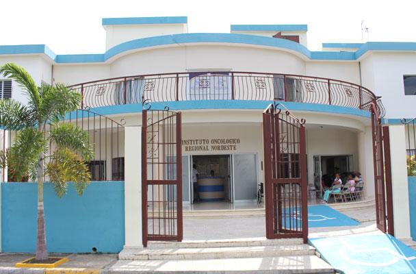 Hospital Oncológico Doña Milagros Ortega