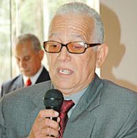 El Ing. Rafael Fernández