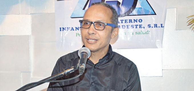 Dr. Sergio Romero.