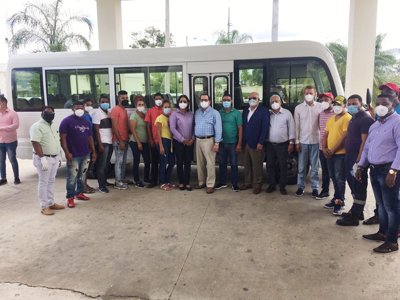 El autobus tuvo un costo que sobrepasa los cuatro millones de pesos.