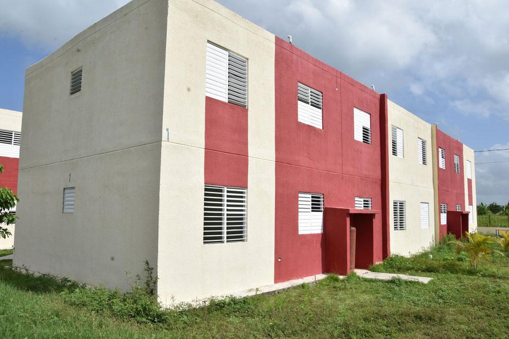 apartamentos Villa Progreso Aguayo, S.F.M