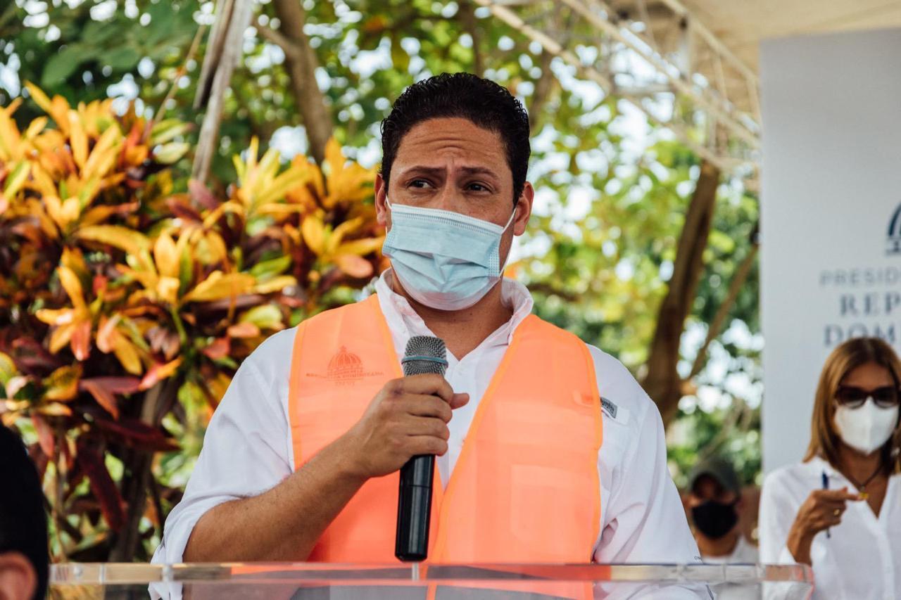 El ingeniero Carlos Bonilla Sánchez, director general del INVI