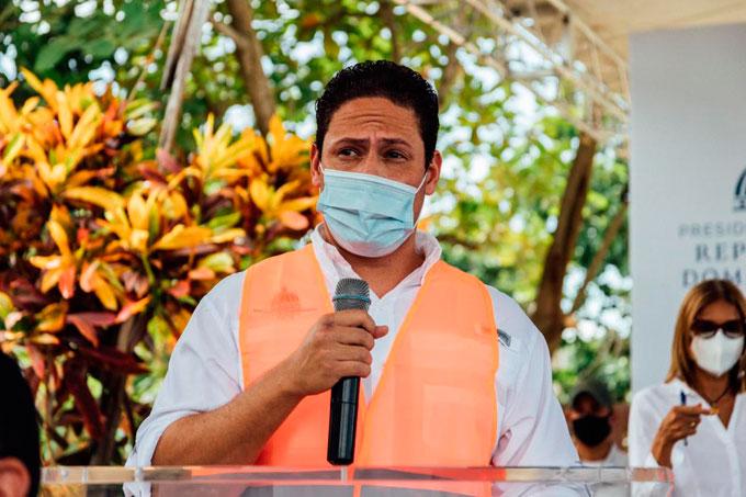 Carlos Bonilla, director general del INVI.