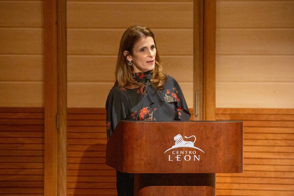 Ligia Bonetti, presidente ejecutiva de Grupo SID y coordinadora por el Sector Privado de la Comisión Multisectorial.