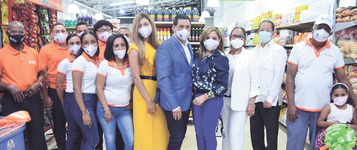 El Grupo Gabín Fernández  inaugura Super Almacén Gabín; Integrará aplicación para compras por Internet