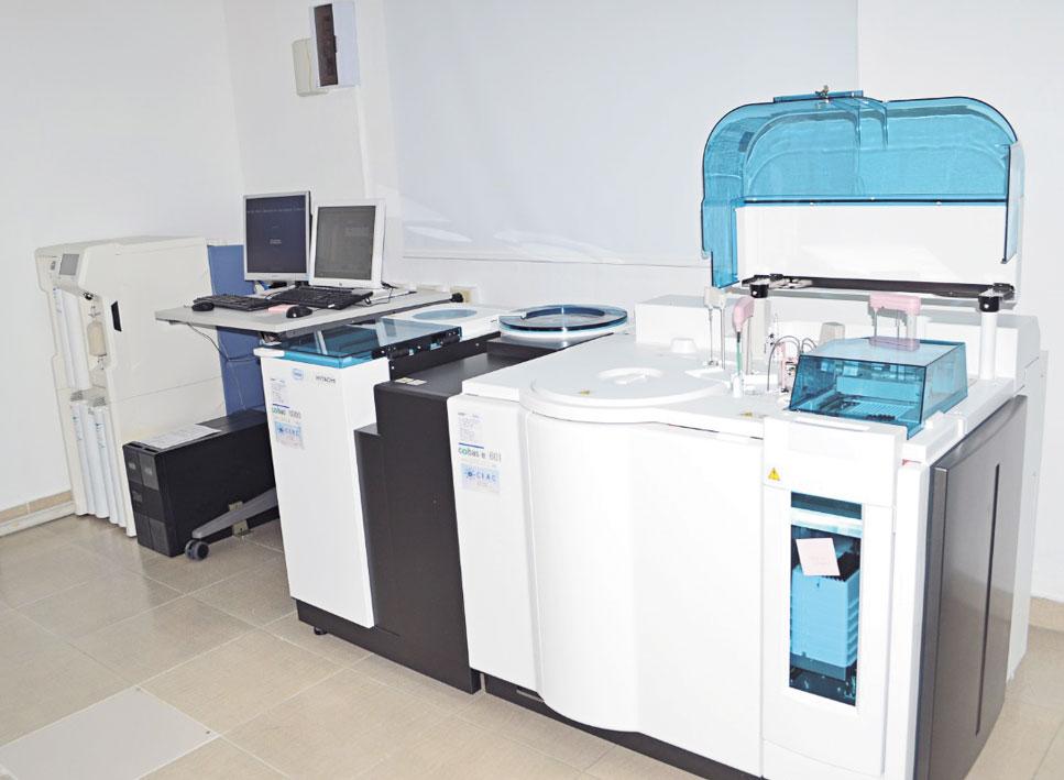 Los equipos analíticos más modernos de la región están instalados en Laboratorio Herrera Khoury.