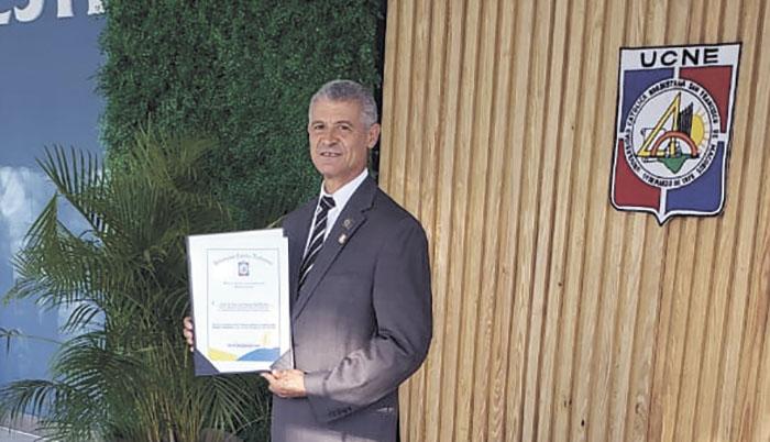 Lic. José La Paz Lantigua Balbuena