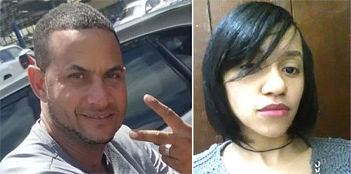 Eusebio Rosario Hernández, conocido como Eddy y Carmen Paulino Gabriel