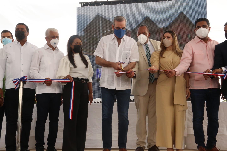 Abinader anuncia plan de desarrollo económico y social para provincia Sánchez Ramírez
