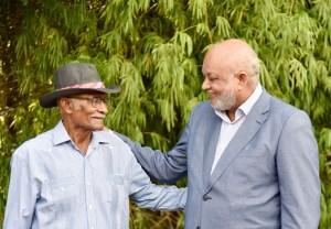 El ministro de Educación, Roberto Fulcar, informó, esta mañana el fallecimiento de su padre el señor Benjamín Fulcar, a los 84 años.