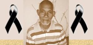 Dionisio De Jesús Araujo (Chino) de 69 años de edad