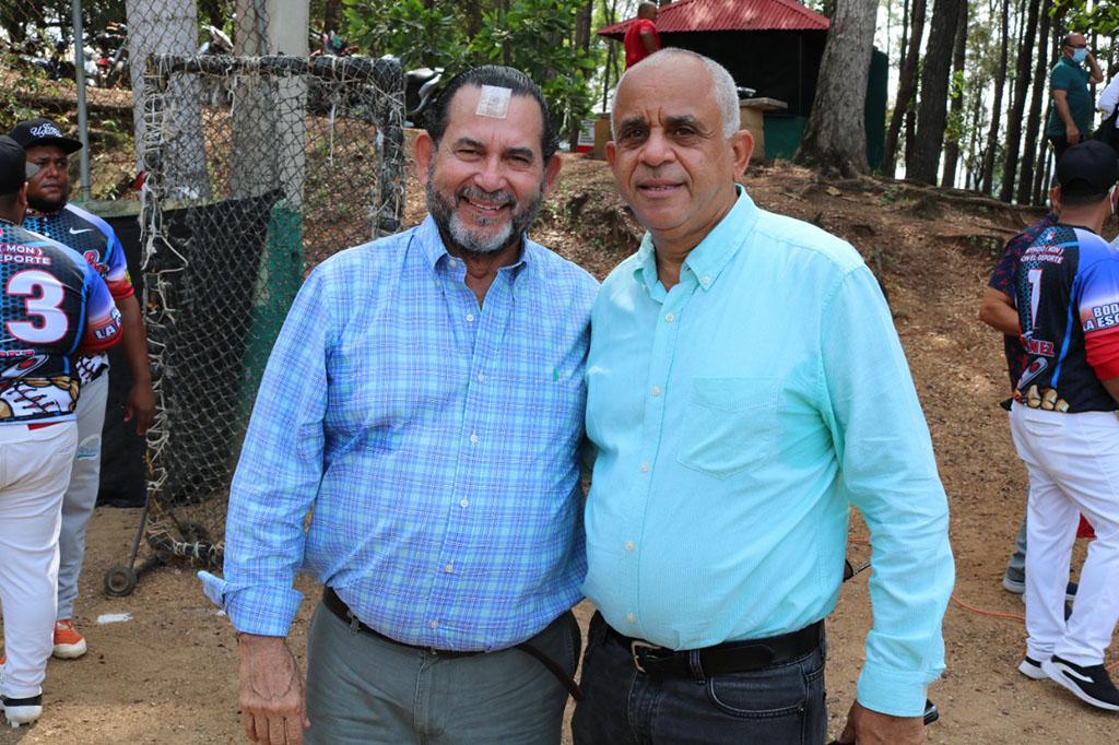 Amilcar Romero, William Hernández