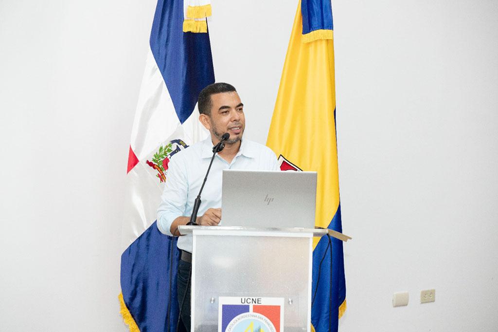 El licenciado José Jáquez