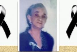 Fallece doña Thelma Ureña Molina