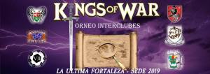 Segundo Torneo Interclubes de Kings of War