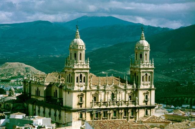Jaen Kathedrale (1)