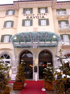 Cortina Grand Hotel Savoia