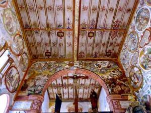 Martinskapelle Bergstadt ausgemalt 2016-06-16 Foto Elke Backert
