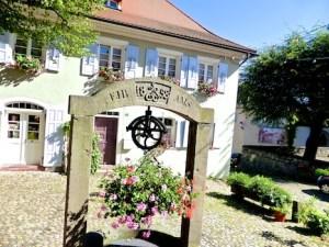 Ziehbrunnen Burkheim 2016-08-23 Foto Elke Backert