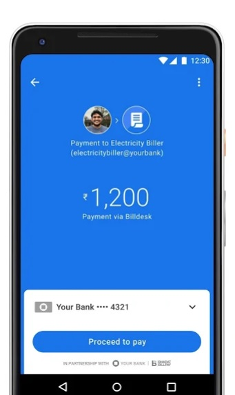 top UPI payment apps for android