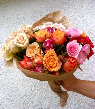 Rosen für alle Geburtstagskinder