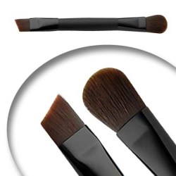 Mini Duo Brow Brush
