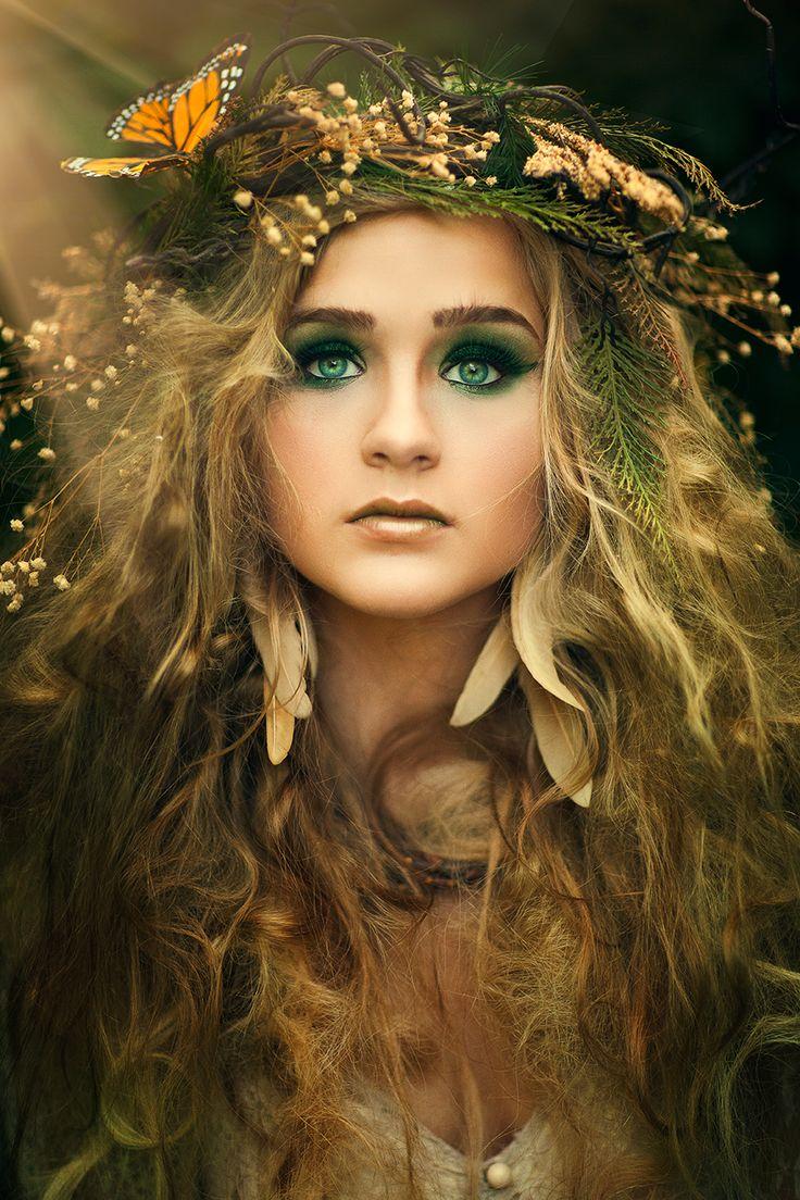 Beautiful Halloween Makeup Ideas 7