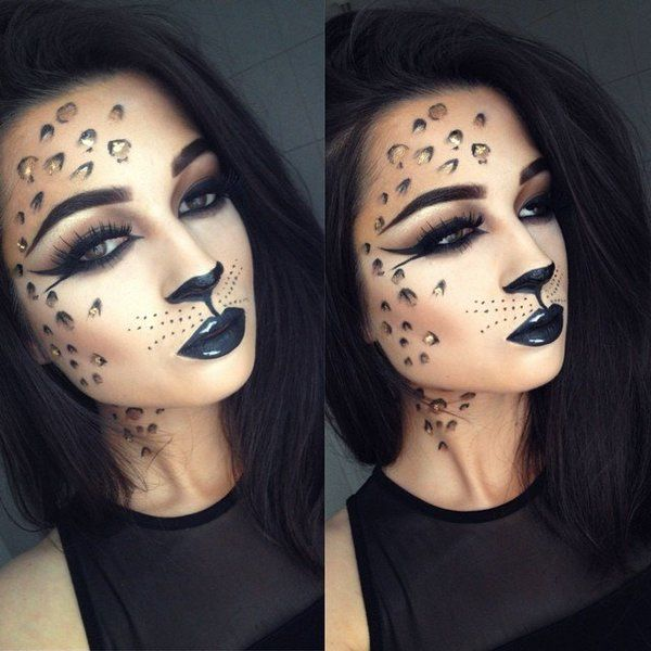 Beautiful Halloween Makeup Ideas 4