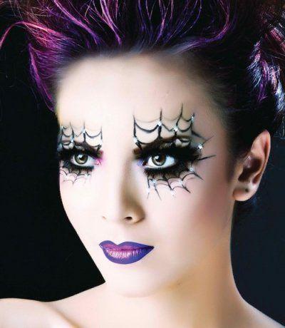 Beautiful Halloween Makeup Ideas 19