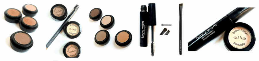elke : the brow collection
