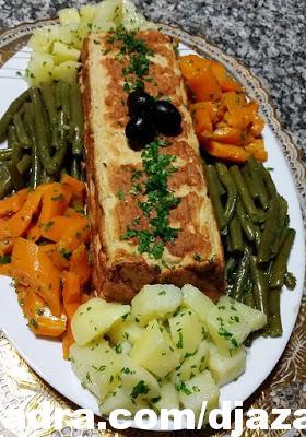 الطبخ الجزائري العصري :كفتة الدجاج