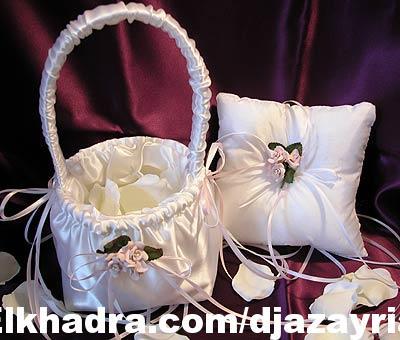 بالفيديو … طريقة عمل سلة للعروس – خياطة وتفصيل