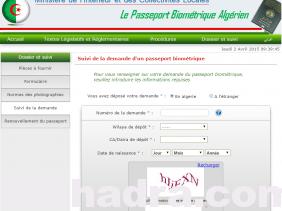 Passeport biométrique : Un service internet pour suivre le ...