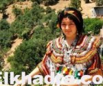 La robe kabyle traditionnelle 4