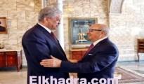 Depuis Tunis, Abdelmalek Sellal déclare : la situation dans la région impose davantage de coordination 26