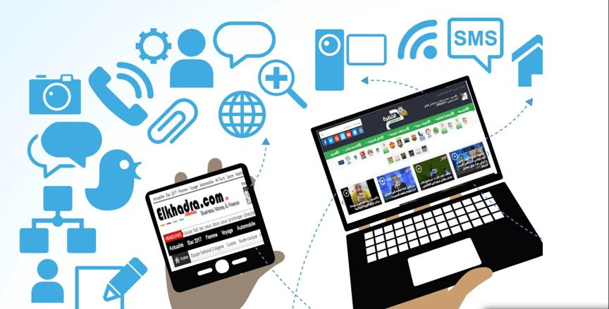 Classement de sites en Algérie/ Elkhadra, leader de l'information en ligne 2